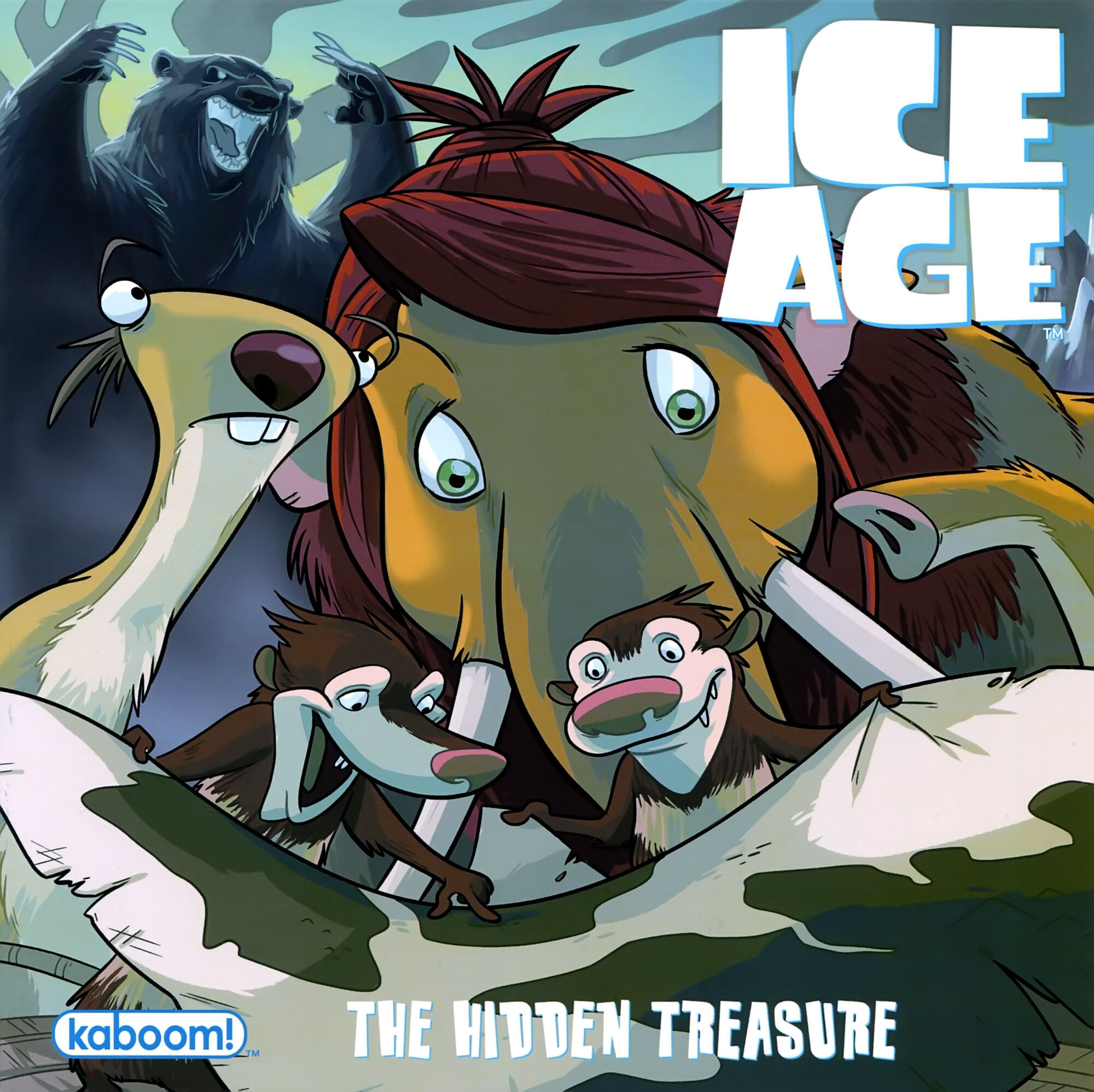ice age the hidden treasure ice age wiki fandom powered by wikia