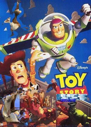 Toy story ice age crossover