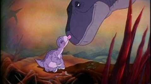 The Land Before Time-Whispering Winds