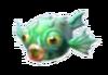 Greenspikyfish