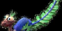 Blue Archaeopteryx