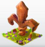 Dino fleur stone