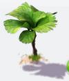 Deco jungle bush