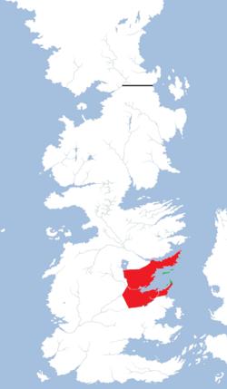 Crownlands region