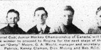 1919-20 Western Canada Memorial Cup Playoffs