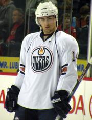 Jordan Eberle Oilers