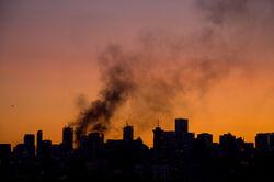 Smoke Over Vancouver