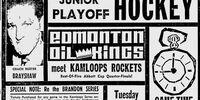 1963-64 Western Canada Memorial Cup Playoffs