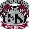 Hotel Shediac Predators logo