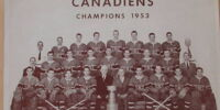 1952-53 Montreal Canadiens season