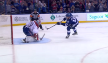 Palat Penalty Shot