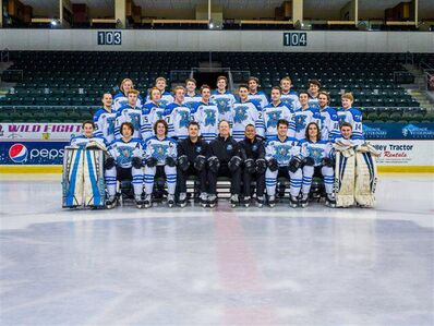 2015-16 Wenatchee Wolves