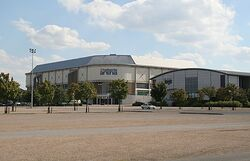 The Sheffield Arena