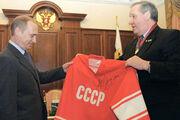 Vladimir Putin 23 May 2001-4