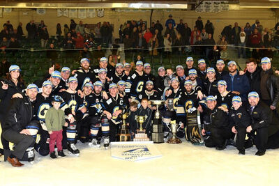 2017 CHL champs Lacombe Generals