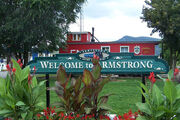 Armstrong, British Columbia