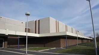 File:Dort Federal Credit Union Event Center - Exterior.jpg