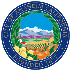File:Anaheim, California Seal.png