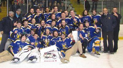 2017 LJHL champs Nipigon Elks