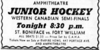 1953-54 Western Canada Memorial Cup Playoffs