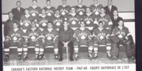 1967-68 Canadian Olympic B Team