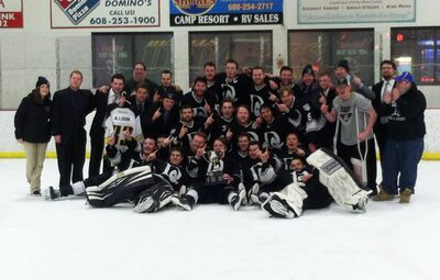2015 MnJHL champions
