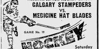 1968-69 Alberta Senior Playoffs