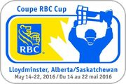 2016 Royal Bank Cup Logo