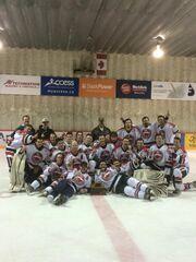 Gull Lake 2015 WMHL champs