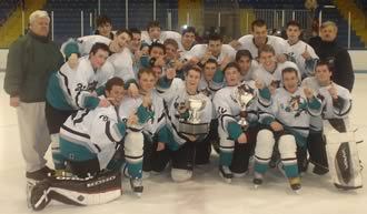 Boston Bulldogs 2005 AJHL champions