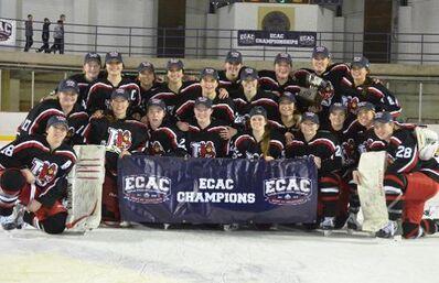 2015 ECAC West Women's Champs Plattsburgh State