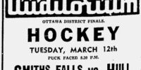1939-40 Ottawa District Senior Playoffs