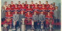 1956–57 Montreal Canadiens season