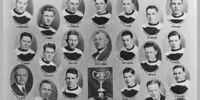 1934-35 Sutherland Cup Championship