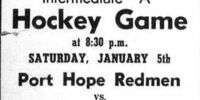 1956-57 OHA Intermediate A Groups