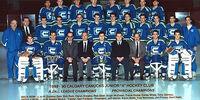 1989-90 AJHL Season