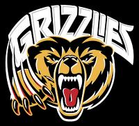 Victoria Grizzlies logo