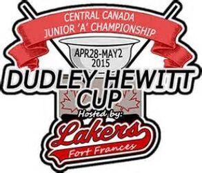 2015 Dudley Hewitt Cup logo