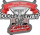 2015 Dudley Hewitt Cup