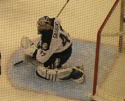 John Grahame at goal April 22 2006