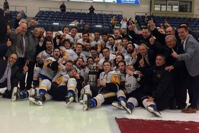 2017 QJHL NAPA Cup champs Terrebonne Cobras
