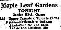 1931 SPA Junior Tournament