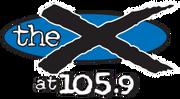 WXDX-FM Logo