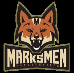 File:Fayettevill Marksmen.png
