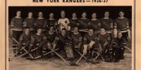 1936–37 New York Rangers season