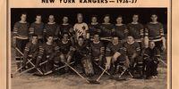 1936–37 New York Rangers season