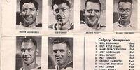 1953-54 WHL (minor pro) Season