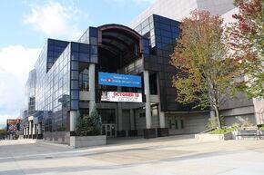Bradley Center NE Entrance