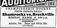 1933-34 Ottawa District Junior Playoffs