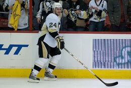 Matt Cooke Pittsburgh Penguins